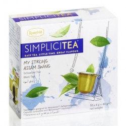 SIMPLICITEA My Strong Assam Swing, 10 kapslí
