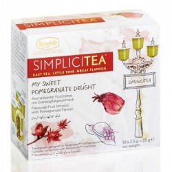 SIMPLICITEA My Sweet Pomegranate Delight, 10 kapslí